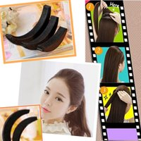 Wholesale 3PCS Women Hair Styling Clip Stick Bun Maker Braid Tool Hair Accessories Beauty Increased The Princess Hair Modelling