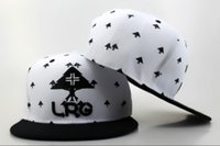 lrg - Lrg Snapback Hat Hip Hop Snapbacks Embroidered Cap Men Women Summer Beach Sun Hats Visor Caps