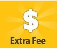 Wholesale Personalized Custom Jersey Shipping Fee Pay Extra Money usd usd usd