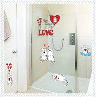 american living sheets - Lovely cats collection removable Wall Sticker Best design for glass bedroom kitchen cm sheet size pc opp bag packing