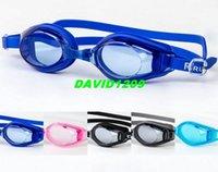 Wholesale Adult Swimming Goggles Unisex Swim Glasses Water Sportswear Anti Fog UV Protected Waterproof Adjustable Eyeglasses Nadar DHL