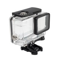 action houses - GoPro Hero Waterproof Case M Diving Camcorder Housing Case For Go Pro Hero Action Camera Accessories