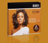 avril lavigne songs - Avril Lavigne Genuine Whitney Houston cd European and American classic songs vinyl vinyl car CD music discs Deluxe Deluxe Ed