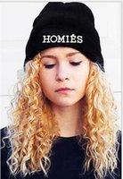 homies - Homies OATW CDC spoof line cap flange Cap Hat Cap Hat cheap winter hat men and women