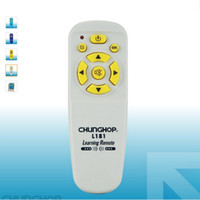 Wholesale Chunghop L181 Combinational Universal Remote Controller MINI Learning remote control For TV SAT DVD CBL DVB T AUX