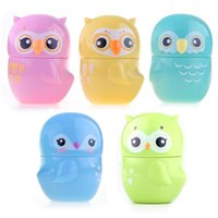 Wholesale Lovely Owl Hand Creams Anti chapping Whitening Hand Cream Hand Protect Moisturizer Hand Lotion