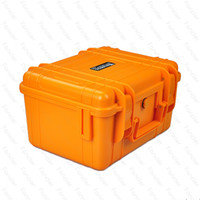 Wholesale 2016 newest mm waterproof shockproof ABS box Airtight sealed case outdoor equipment survive portable container carry storage