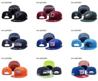 ball caps wholesale - 10pcs New Arrivals Men s Women s Basketball Snapback Baseball Snapbacks All Teams Football Hats Mens Flat Caps Adjustable Cap Sports Hat