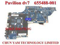 Wholesale Original laptop motherboard for HP Pavilion DV7 DV7 Notebook PC systemboard Tested Days Warranty