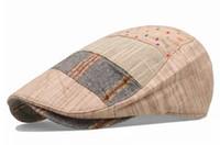 Compra Sombrero tienda al por mayor-boina del casquillo al por mayor para las mujeres sombreros de la boina de la vendimia femenina de la tendencia de la personalidad nacional del casquillo de la boina de compras casquillo ocasional de las mujeres del casquillo de la belleza