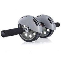 ab machines gym - New Automatic Rebound Abdominal Wheel Exercise Roller Body Fitness Strength Training Machine Gym Fitness Equipment