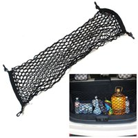 Wholesale 1PC Envelop Car Storage Bag Elastic Flexible Nylon Car Rear Cargo Trunk Storage Organizer Net with SUV Auto Accessories for BMW