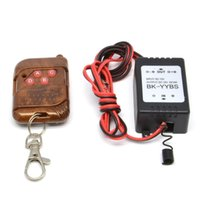 Wholesale Hot V Wireless Remote Control Module W Strobe For Car Light LED Strips A