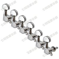Wholesale hot sales R V12077 Electric Guitar strings button Tuning Pegs Keys tuner Machine Heads Guitar Parts Musical instruments accessories
