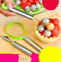 Wholesale 3 in kit for dinnerware sets for cutting fruits full of fun and new originality home goods dinnerware