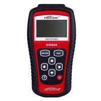 Wholesale KW808 GS509 OBD2 OBD II EOBD CAR Fault Code Reader KW808 OBD2 code scanner