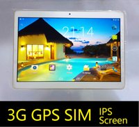 Wholesale 9 inch MTK6582 IPS Screen Quad Core GB GB Tablette Dual SIM G Bluetooth GPS WIFI Tablet PC inch