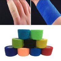 basketball tapes - Bandage finger Wrist Support Soccer Basketball Sport Ankle Elbow Kneepad Waist Tape Size Choose JS B01