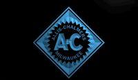 allis chalmers - LS935 b ALLIS CHALMERS Tractor Neon Light Sign jpg