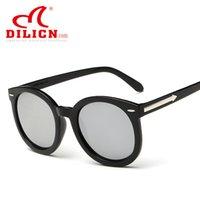 aluminum price trend - DILICN brand fashion women sunglasses cheap price coating film lens popular sun glasses color trend sunglasses