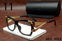 aviator eyeglass frames - Ca zal Sun glasses Eyewear Luxury Polarized Vintage Mens Womens Aviator Sunglasses Brand Designer Oversized Big Frame Eyeglasses