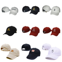 Wholesale Drop Ship Kanye West Dropout Bear Caps YEEZUS CAP Travis Scott Cap God Pray Snap Hats Snapback Baseball Hats feel like cap