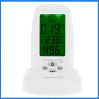 air analyzer - AR820 Sensitive Air Quality Monitor Indoor Digital Formaldehyde Detector Tester Thermometer Hygrometer Gas Detector Analyzer