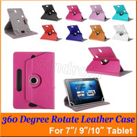 best cheap android tablet - Best Leather Case For Tablet Degree Rotate Leather Case Cover Stand for Universal Android Tablet quot inch east colorful cheap