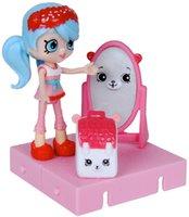 bathing bear - Styles Fruit Merchant Figures shop The Season Happy Palaces Mini Figures Bathing Bunny and Dreamy Bear