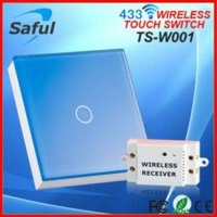 automation device - touch smart home automation device wireless switch touch key TS W001 switch v switch transmission switch transmission