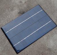 Wholesale 4 W V V V V Polycrystalline Solar Cells Solar Panels Solar Module For Charging V Battery DIY Solar System MM
