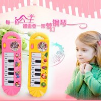 Wholesale kids piano toy Musical Instrument good gift for girl every princess need a piano baby toy cm
