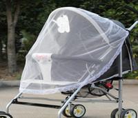 Wholesale Universal trolley umbrella car mosquito nets stroller Stroller mosquito nets