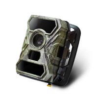 Wholesale S800 Hunting Trail Camera MP P FPS Invisible IR LEDs Meters Night Vision Distance inch TFT Color Screen