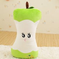 apple stuffed animal - 1 piece cm new arrived high quality colors plush stuffed toys small apple cushion pillow doll Children s birthday present