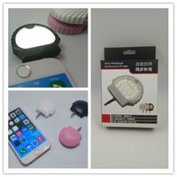 app voice - 2016 Portable Mini Voice Photograph Sync LED Flash Fill Light Selfie Lens Shutter with Natural Soft Lights No Need App Just Say ok yes