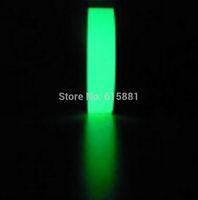 Wholesale Green Luminous tape stickers Mobile Phone laptop stickers Mobile Phone laptop skin cm x M