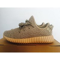 Cheap 2016 1:1 Version Boost 350 kanye west shoes Milan Fashion Running Shoes Oxford Tan Sneakers Yeezys Shoes for Men and Women