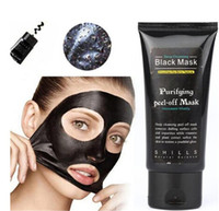 best blackhead cream - best selling NEW Shills Peel off face Masks Deep Cleansing Black MASK ML Blackhead Facial Mask