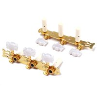 Wholesale Classical Guitar Tuning Pegs Single Machine Heads Tuners Keys String Music