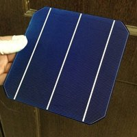 Wholesale 3bb monocrystalline solar cell x156 with efficiency w cheap solar cell for sale