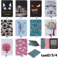 apple computer photos - Fashion design tablet computer Wallet PU Leather Case Cover Pouch With Photo Frame For Apple Ipad air air be in common use