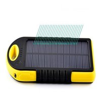 Wholesale Solar Mobile Power Battery Kinds of Color ma