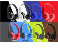 apple computers - Wireless Bluetooth Headset Original Stereo Soundproof Headset Active Noise Cancelling Bluetooth Headphones For Apple Samsung Smartphone