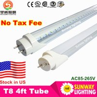 Cheap Led Tubes light t8 4ft 1.2m 22W enough power Cree SMD2835 Warm Natraul Cool White Led Fluorescent Lamp holiday feedback price
