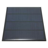 Wholesale High quality V W Epoxy Solar Panels Mini Solar Cells Polycrystalline Silicon Solar DIY Solar Module x85mm