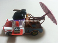 Wholesale Pixar Cars Kabuki Mater Metal Diecast Toy Car Loose Brand New In Stock amp