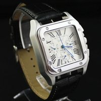 Prezzi Orologi jaragar-JARAGAR uomini orologi di marca in pelle top orologio in acciaio unisex di lusso di sport di immersione Mens Orologi da polso meccanici