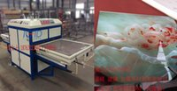 Wholesale Tile painting glass painting wood vacuum transfer machine Wood grain transfer machine