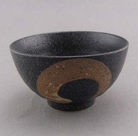 japanese ceramics - Matcha Green Tea Chawan Japanese Ceremony Tea Bowl Cup TP103